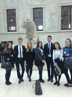 Classics Trip to the British Museum