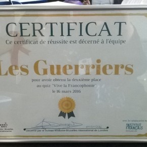 Francophonie Online Competition