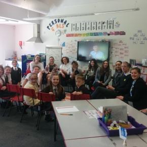 Teaching Languages at Burnt Oak PrimarySchool