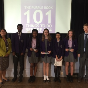 Purple Book Competition
