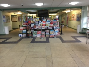 Chis and Sid's successful Shoebox Appeal