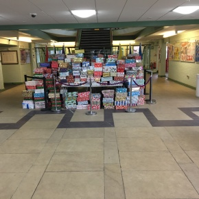 Chis and Sid's successful ShoeboxAppeal