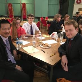 Senior Team MathsChallenge