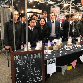 Young Enterprise at Chis & Sid