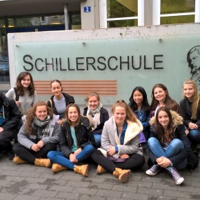 Years 9 & 10 German Exchange