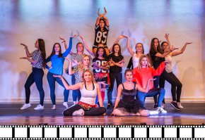 A Night At The Movies- CSGS Dance Production 2017