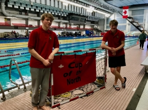 Year 12 students head to Canada for Canoe Kayak Polo Competition