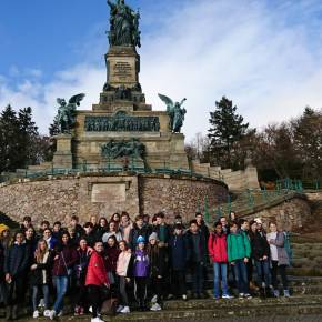 Year 8 & 9 German Christmas Markets Trip