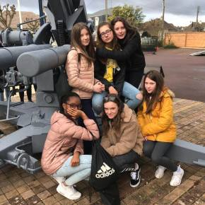 Year 8 NormandyTrip