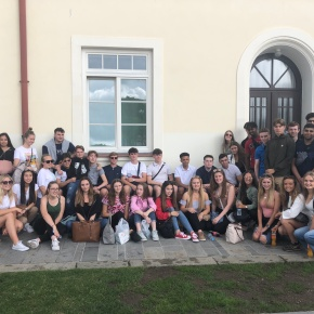 Year 12 Economics & Business Study Trip to Prague