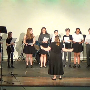Junior Choir Summer Concert Mash Up